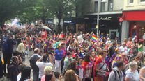 Nottinghamshire Pride attracts thousands