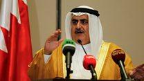 وزير خارجية البحرين لقطر: مستعدون للحوار بشروط