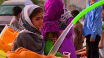 کابل کې د څښاک وړ روغتيايي اوبو کموالي کړکېچ