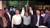 دعوای حکومت با احمدی نژاد و یارانش