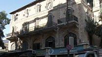 فندق بارون:  تذكير بتاريخ حلب العريق