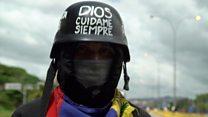 """""""La Resistencia"""": los jóvenes que protestan en las calles de Venezuela contra el gobierno de Nicolás Maduro"""