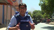 نگاه از نزدیک؛ حمله به سفارت عراق در کابل پایان یافت