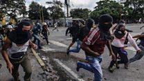 La violencia y la controversia marcan la votación a la Asamblea Constituyente de Venezuela