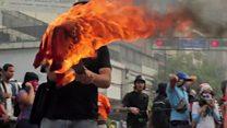 Венесуела: вибори та протести