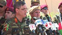 دولت افغانستان شمار نیروهای ویژه کشور را دو برابر میکند