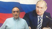 """Лидер """"Отрядов Путина"""": """"Навальный - абсолютное зло для нашей страны"""""""