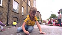 Remember playing in the street?