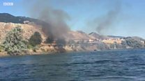 Как любовь к морским прогулкам тушит пожары