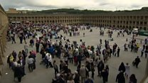 18th Century cloth hall in £19m facelift