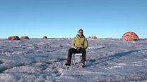 O dia a dia de um cientista que estuda o derretimento do gelo sobre a Groenlândia