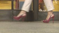 High heels should be optional says report