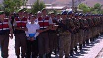 တူရကီ အာဏာသိမ်းပွဲသံသယရှိသူတွေကို ရုံးထုတ်