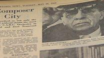 Стравінський у ПАР: композитор, який кинув виклик апартеїду