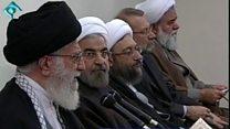 عمده ترین موارد اختلاف بین رئیس جمهوری و رهبر ایران