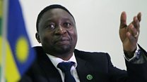 Invité BBC Afrique du 02/08/17
