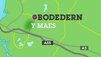 Sut i gyrraedd maes yr Eisteddfod