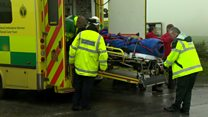 Cadets rescued from Mourne Mountains