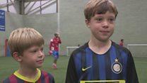 England vs Netherlands: Kids predictions