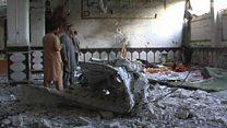 داعش مسئولیت حمله به مسجد جوادیه هرات را به عهده گرفت
