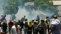 ТВ-новости: Авторитаризм в Венесуэле