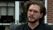 Game of Thrones star backs care campaign