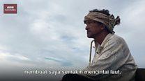 Nelayan dan lautan 'tanpa ikan'