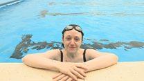 Aquaphobe Paula: 'I'll swim around Britain'