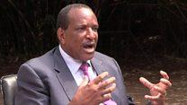 Joe Nyagah: Mimi ni mgombea asiye mfungwa
