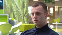 Young offender: 'I'm done with fighting'