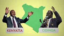 Mambo muhimu kuhusu uchaguzi wa urais Kenya 2017