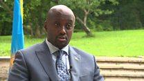 """Au Rwanda, on a une """"vraie expression"""" de la démocratie"""