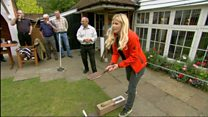 The rules of Bat and Trap on Countryfile
