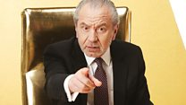 Lord Sugar: 'Theresa May would be fired on The Apprentice'