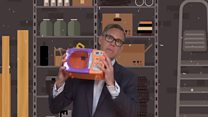 Million dollar idea: The microwave oven