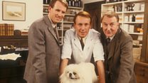 Robert Hardy: 'A joy to work with'