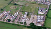 Travellers site tenants face eviction