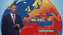 Why Europe's heatwave is so dangerous