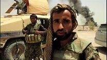 حملات طالبان به گرشک هلمند