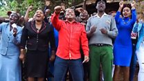 Kenya's musical election