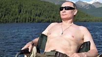 Vacationing with Vladimir