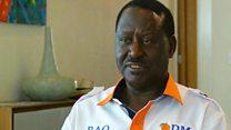Odinga confident despite voting concerns