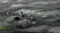 بالفيديو: قصف راجمات الجيش اللبناني على جرود رأس بعلبك