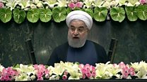 Rouhani: Iran will respond to violations
