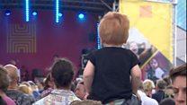Thousands attend city music festival