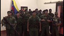 بالا گرفتن بحران سیاسی ونزوئلا؛ حمله به پایگاه ارتش 'شکست خورد'