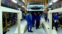 شتاب ورود خودروهای خارجی به ایران