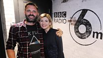In her first broadcast interview Jodie Whittaker tells 6 Music's Shaun Keaveny about her new role as Doctor Who