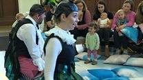 Opera for babies takes on Edinburgh Fringe