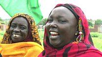 السودان: الغناء والرقصات الشعبية في جنوب كردفان